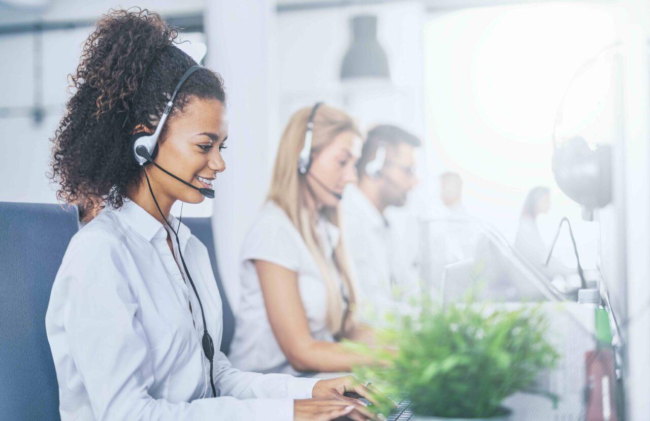 Call center-operatör