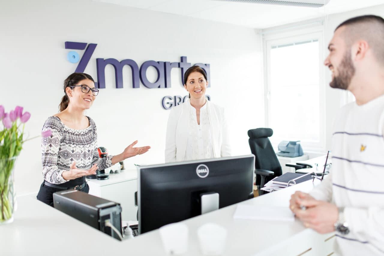 Zmarta Group använder Connectels kontaktcenterlösning